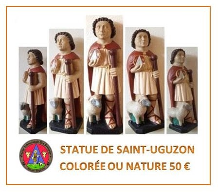 Statue Saint-Uguzon