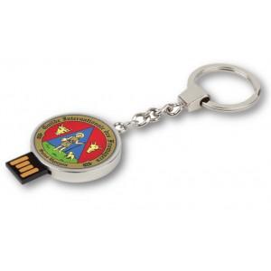 Schlüsselanhänger mit USB stick