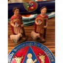 Saint Uguzon Provencal santon