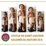 Statue Saint-Uguzon